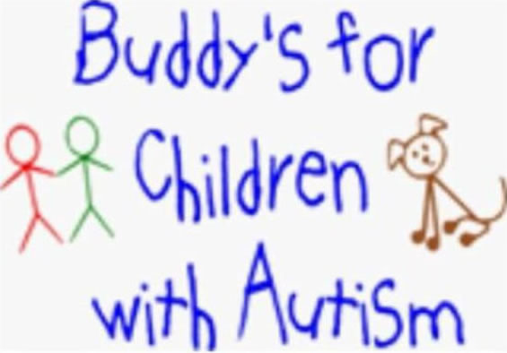 Buddys for children with autism logo